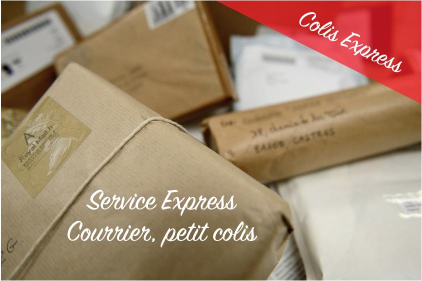 Service courrier, petit colis en express (Bangkok vers France)